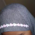 modèle couture hijab