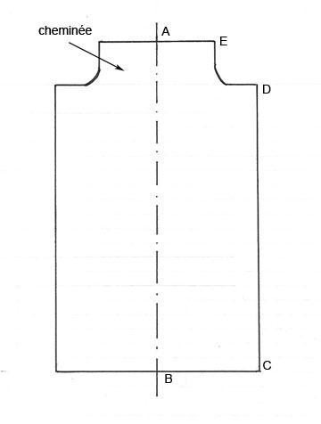 mod le couture housse de couette 4. Black Bedroom Furniture Sets. Home Design Ideas