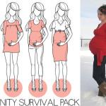patron couture femme enceinte burda