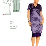 patron couture grande taille gratuit à télécharger