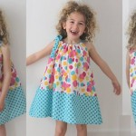 patron couture gratuit pour robe fille