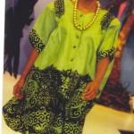 modèle couture africaine