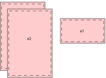 mod le couture coussin. Black Bedroom Furniture Sets. Home Design Ideas