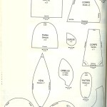 modèle couture doudou