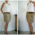 modèle couture femme
