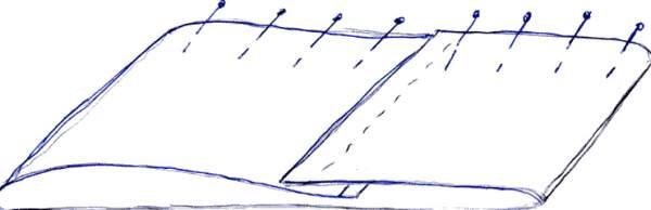 Mod le couture housse coussin 11 for Patron housse coussin rectangulaire