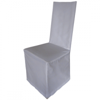 Mod le couture housse de chaise 16 for Patron pour housse de chaise