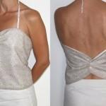 modèle couture top