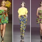 modèle de couture africaine wax