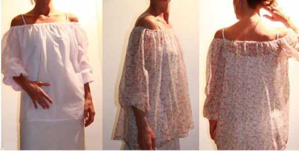 patron couture tunique femme gratuit