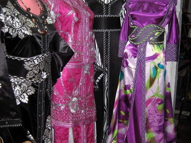 patron couture robe marocaine