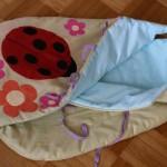 patron couture gratuit tour de lit bébé