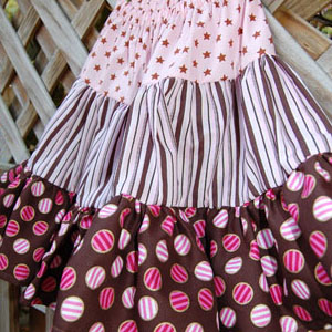 Patron couture jupe qui tourne 5 - Patron jupe elastique fille ...