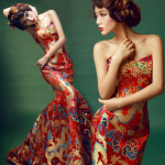 patron couture qipao