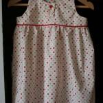 patron couture robe bébé gratuit