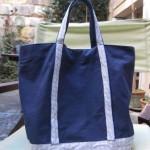 patron couture sac cabas