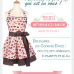 patron couture veste cuisinier