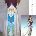 patron couture zelda