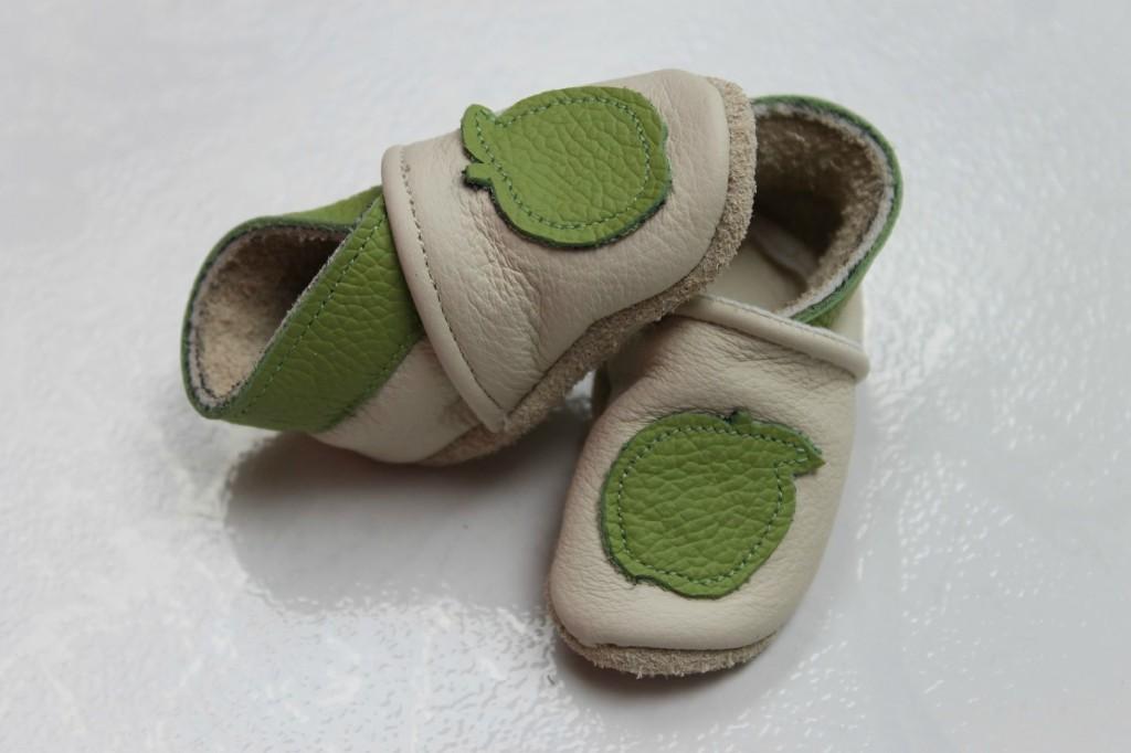 Tuto couture chausson b b facile 10 - Tuto chausson bebe couture ...