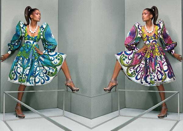 mod le couture africaine femme 14. Black Bedroom Furniture Sets. Home Design Ideas