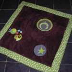 modèle couture tapis deveil