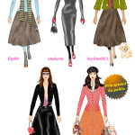 modèle de couture