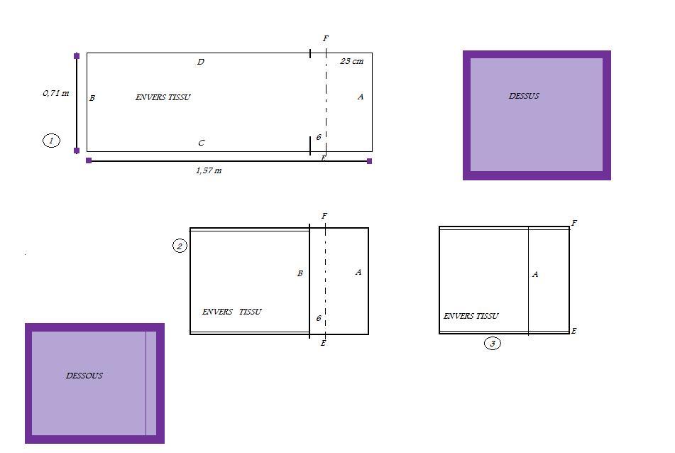 mod le pour couture 6. Black Bedroom Furniture Sets. Home Design Ideas