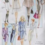 patron couture anglais