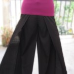 patron couture facile pantalon