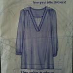 patron couture femme gratuit