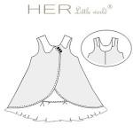 patron couture gratuit robe fille 12 ans