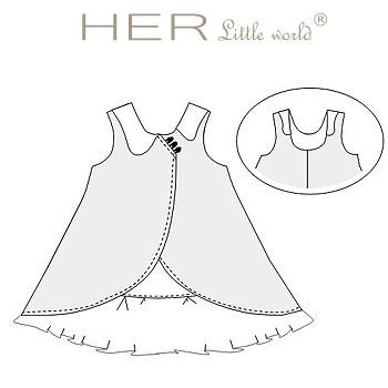Tuto couture fille 6 ans - Gratuit de fille ...
