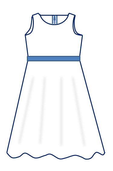 Patron Couture Gratuit Robe Fille 10 Ans : Patron couture fille ans