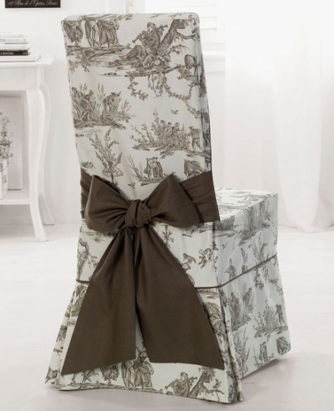 Favori couture housse de chaise UZ96