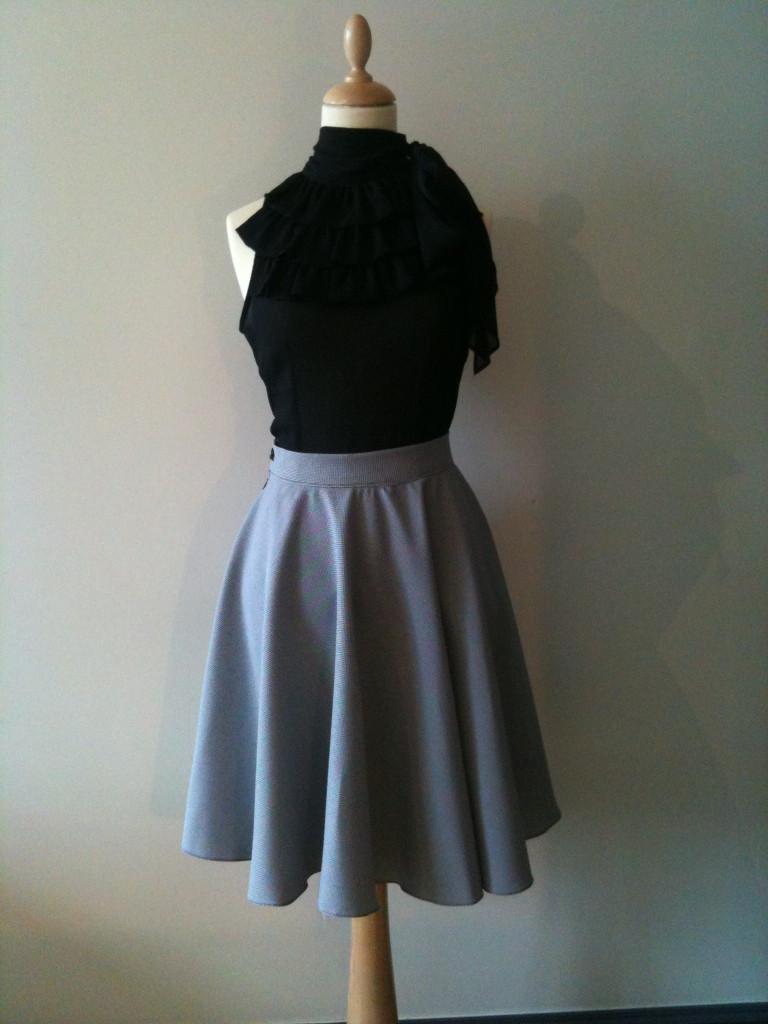 Patron couture jupe facile gratuit 12 - Patron couture jupe gratuit ...