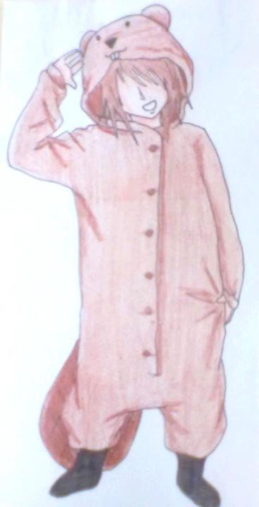 patron couture kigurumi