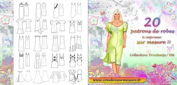 Patron couture logiciel gratuit for Logiciel creation espace vert gratuit