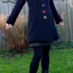 patron couture manteau