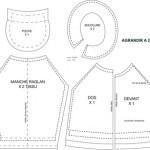 patron couture pour bébé gratuit