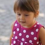 patron couture robe bébé fille