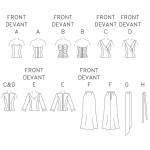 patron couture top