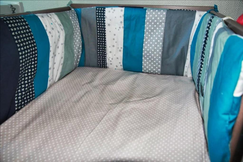Patron couture tour de lit b b 6 - Patron tour de lit bebe ...