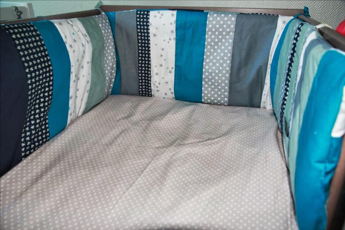 patron couture tour de lit b b 6. Black Bedroom Furniture Sets. Home Design Ideas
