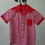 patron couture uniforme scolaire