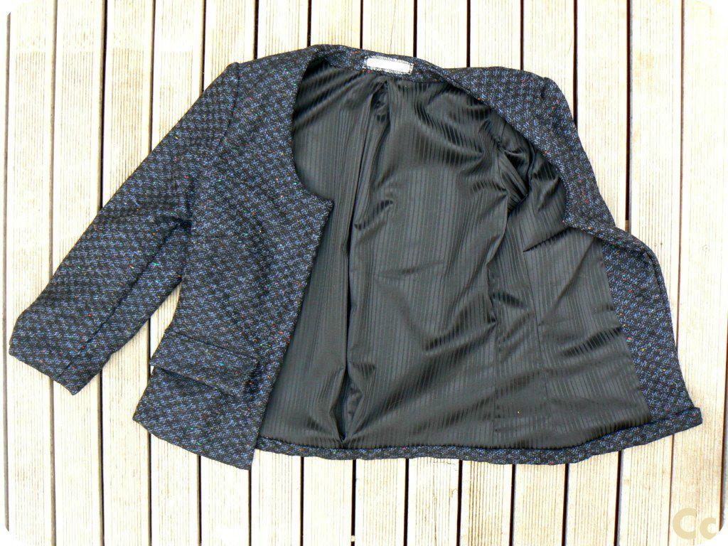 Relativ Tuto couture veste femme WX97