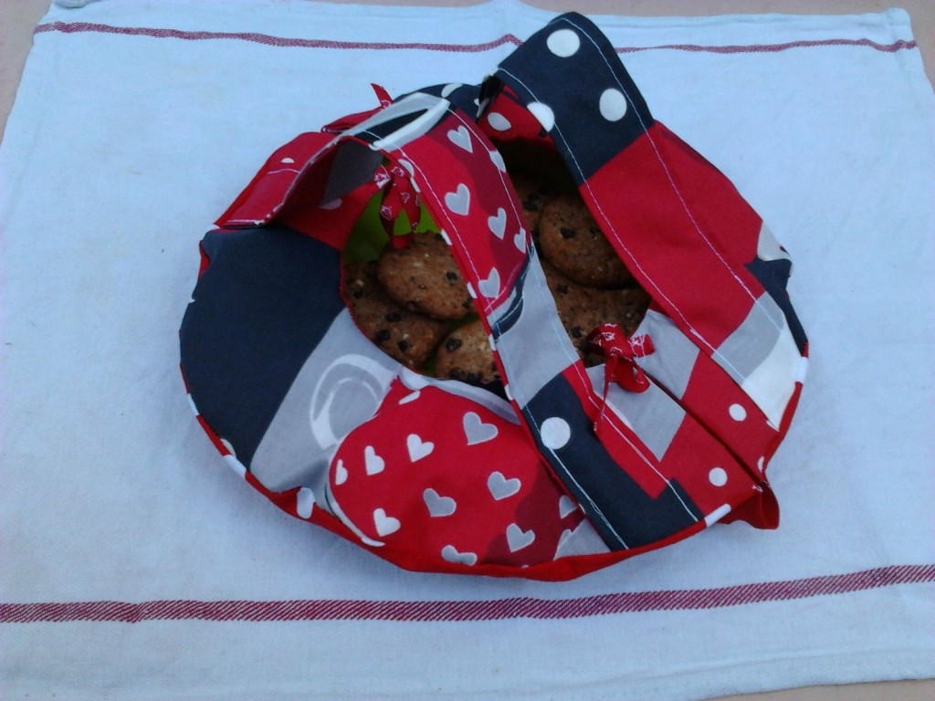 modèle couture sac à tarte