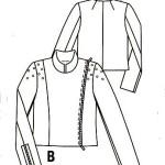 modèle couture veste femme