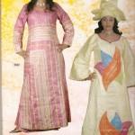 modèles coutures pagnes