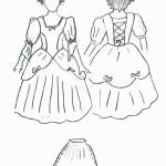 patron couture déguisement