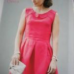 patron couture ete 2014